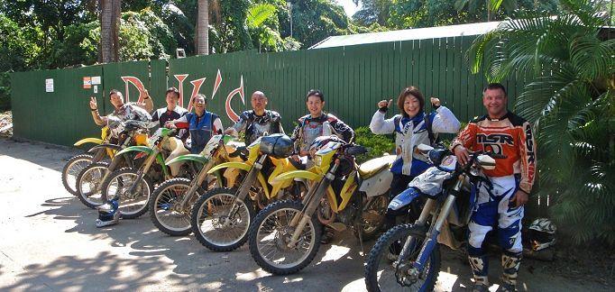 Cairns Dirt Bike Technical Tips By Fair Dinkum Trail Bike Tours Cairns